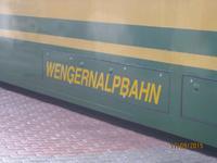 14 Die Wengernalpbahn