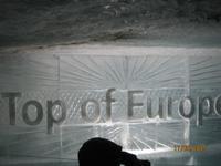 18 Besuch Jungfraujoch