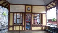 Brienz, Bahnhof Rothornbahn