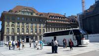 Bern, Stadtführung-Bundesplatz