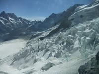 Blick vom Haltepunkt Eismeer