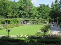 Eiger, Mönch, Jungfrau - Ausflug nach Bern Stadtführung - Rosengarten