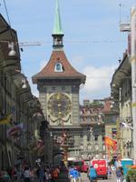 Eiger, Mönch, Jungfrau - Ausflug nach Bern Stadtführung - Zytgloggeturm