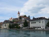 Eiger, Mönch, Jungfrau - Ausflug nach Thun