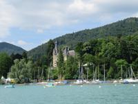 Eiger, Mönch, Jungfrau - Schifffahrt auf dem Thunersee