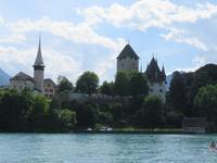 Eiger, Mönch, Jungfrau - Schifffahrt auf dem Thunersee - Spiez