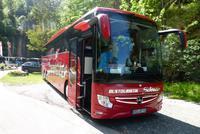 Unser bequemer Bus