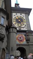 Auf Stadtrundgang durch Bern - Zeitglockenturm