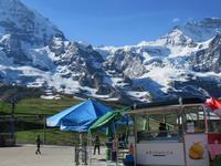 060 Ausflug zum Jungfraujoch - auf der Kleinen Scheidegg