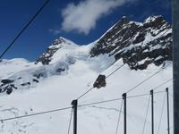 087 Ausflug zum Jungfraujoch - Blick zur Jungfrau