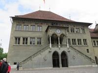 210 Ausflug nach Bern - Rathaus