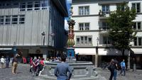 Luzern, Stadtführung mit Susi
