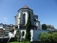 Die Kirche in Appenzell