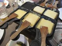 Typisch Schweizerisch: Raclette
