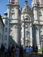 Zu Besuch in St. Gallen