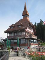 Ausblick vom Harder Kulm - Hausberg von Interlaken