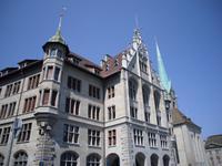 Fraumünster in Zürich