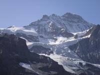 Ausblicke aus der Jungfraubahn