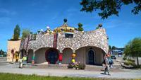 Die Markthalle von Altenrhein