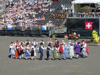 Interlaken - Festspiel zum Abschluß des Unspunnenfestes