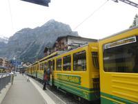 Interlaken - Ausflug zum Jungfraujoch -