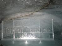 Interlaken - Ausflug zum Jungfraujoch - Eispalast