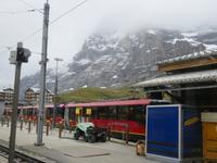 Interlaken - Ausflug zum Jungfraujoch - Kleine Scheidegg