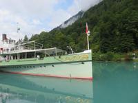 Schifffahrt auf dem Brienzersee