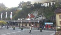 Fahrt zum Pilatus