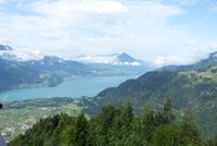 Blick zum Thuner See