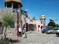 Hundertwassermarkthalle am Bodensee