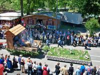 Interlaken, Jodlerfest- Umzug