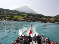 Thunersee, Schifffahrt