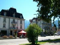 Interlaken, unser Hotel