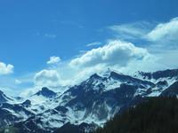 0368 Ausflug zum Jungfraujoch  - Blick zum Schilthorn