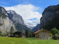 0378 Ausflug zum Jungfraujoch  - Lauterbrunnental
