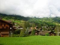 Fahrt mit der Wengernalpbahn von Grindelwald zur Kleinen Scheidegg