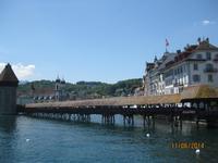Zu Besuch in Luzern