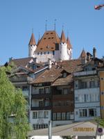 Das Schloss von Thun