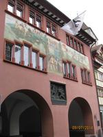 Das Rathaus von Appenzell