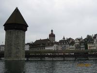 Auf Stadtrundgang durch Luzern