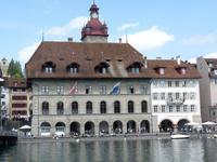Stadtführung in Luzern (Altstadt mit Rathaus)