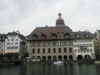 Rathaus in Luzern