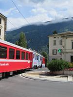 0164 Glacier-Bernina-Express- Tirano - Bernina-Express