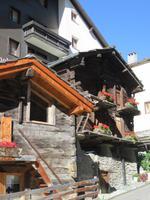 0326 Glacier-Bernina-Express- Zermatt - Ortsspaziergang - Alt-Zermatt