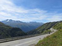 0430 Glacier-Bernina-Express- Fahrt zum Grimselpass - Blick ins Wallis