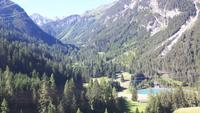 Fahrt mit dem Glacier-Express (Albula-Linie)