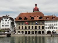 Das Luzerner Rathaus