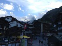 abends in Zermatt