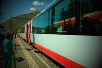 Der Glacier-Express